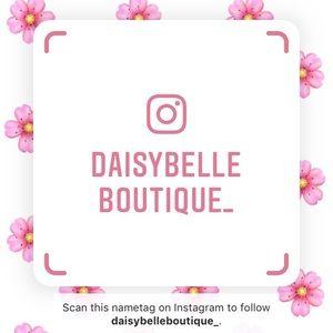 Other - Follow me @daisybelleboutique_
